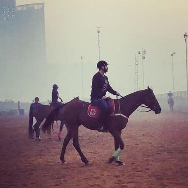 ARJUN KAPOOR REMINISCES THE LAST MONTH OF 2018, GEARS UP FOR THE SHOOT OF THE 'BIGGEST AND TOUGHEST' FILM  'PANIPAT'