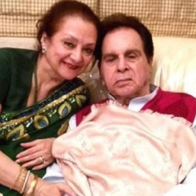 DILIP KUMAR, SAIRA BANU SLAP DEFAMATION NOTICE ON BUILDER, SEEK APOLOGY, RS 200 CRORE IN DAMAGES