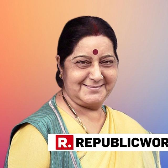 SUSHMA SWARAJ LAUDS ROLE OF HINDI IN PROMOTING INDIA'S CULTURE