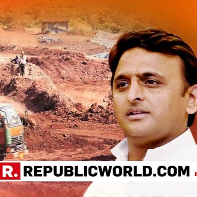 TROUBLE FOR AKHILESH YADAV AS CBI LIKELY TO INVESTIGATE HIM IN ILLEGAL MINING CASE: SOURCES