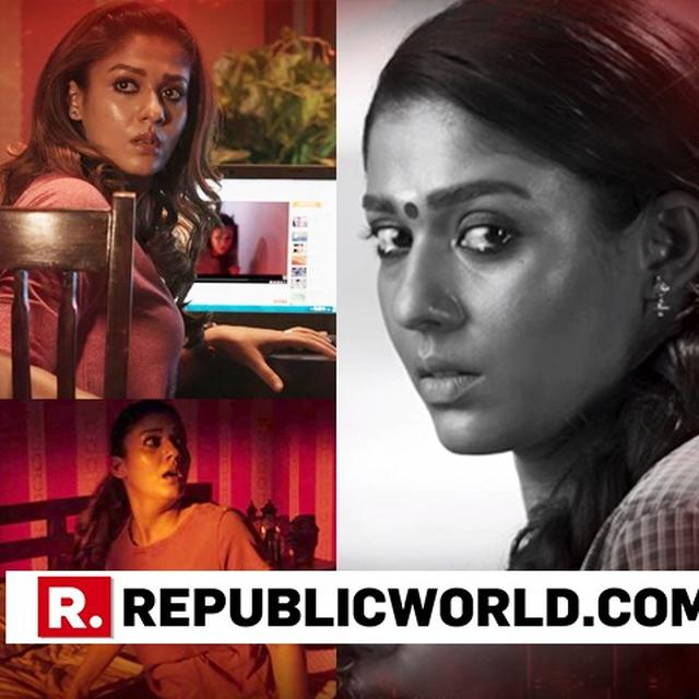 AIRAA TEASER: NAYANTHARA'S LATEST MOVIE HAS ALL THE INGREDIENTS TO SEND CHILLS DOWN YOUR SPINE