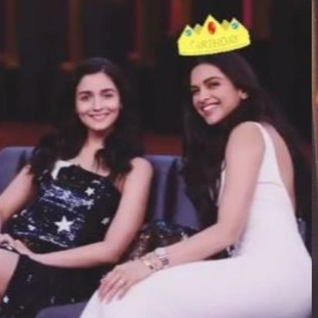 ALIA BHATT WISHES DEEPIKA PADUKONE FOR HER BIRTHDAY IN THIS SWEET MANNER; KATRINA KAIF ALSO CONVEYS GREETINGS