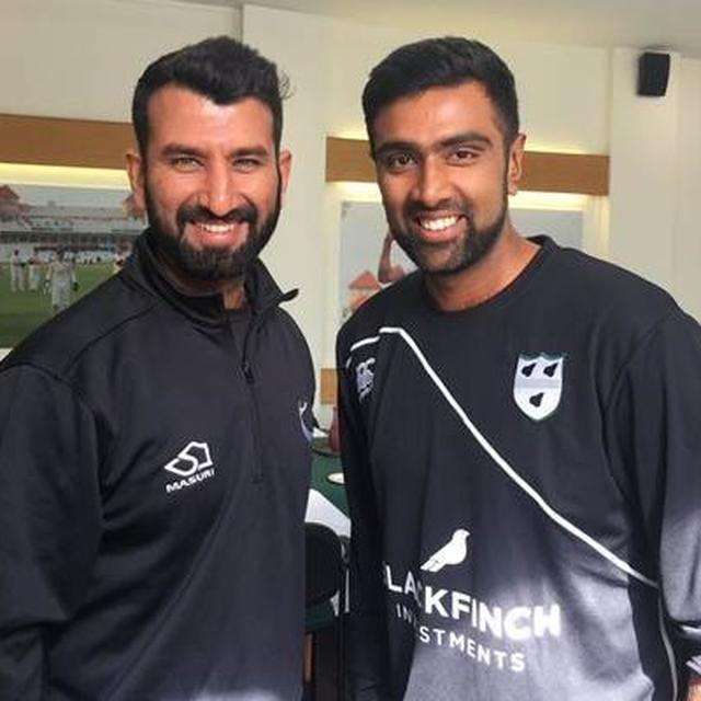 STATUE OF PATIENCE: ASHWIN PAYS TRIBUTE TO PUJARA