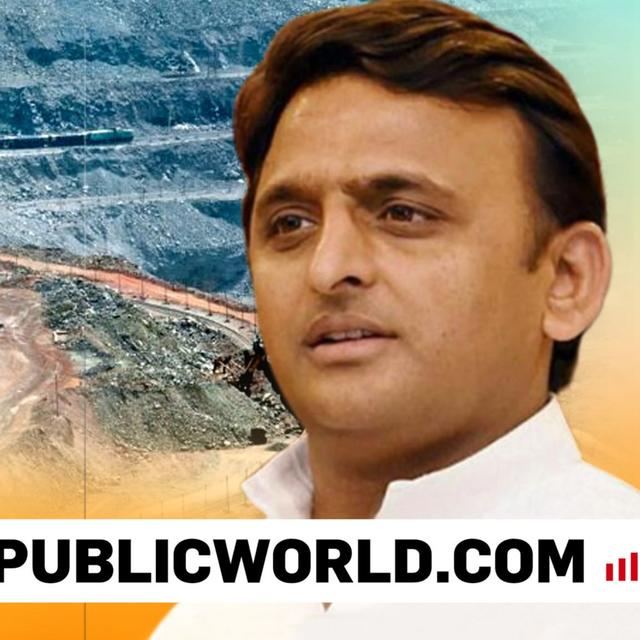 """""""CAN'T HIDE FROM CBI BY QUESTIONING THE TIMING OF PROBE"""": BJP TO AKHILESH YADAV ON MINING RAIDS"""