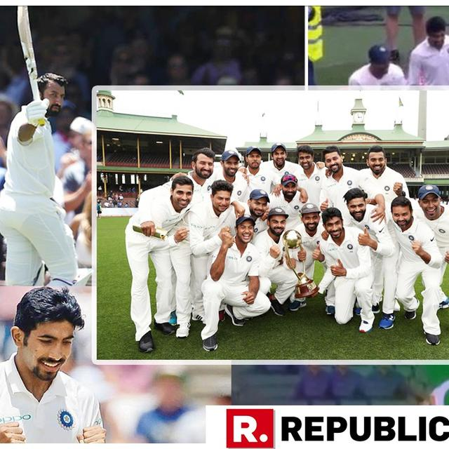 5 TALKING POINTS FROM INDIA'S SERIES WIN OVER AUSTRALIA