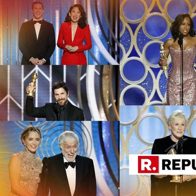 SNUBS, SURPRISED AND A SATANIC SHOUT-OUT? KEY GOLDEN GLOBES 2019 MOMENTS