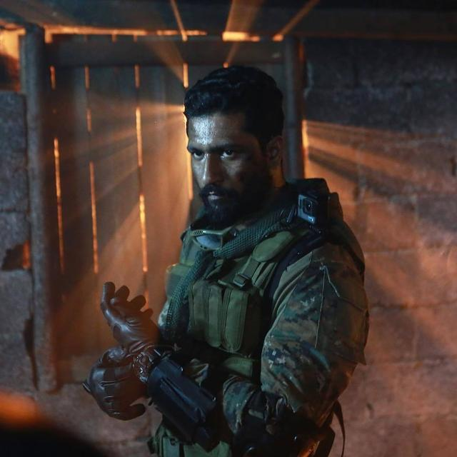 HERE'S HOW THE ARMED FORCES REACTED AFTER MAKERS OF 'URI: THE SURGICAL STRIKE' ARRANGED A SPECIAL SCREENING FOR THEM