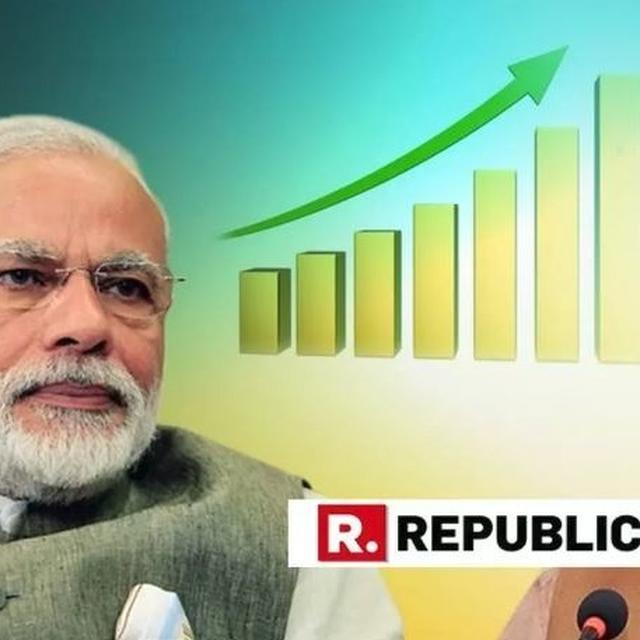 INDIA'S GDP PROJECTED TO GROW AT 7.2% IN 2018-19 FISCAL