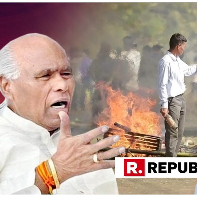 "SHOCKING | INTUC CHAIRMAN SANJEEVA REDDY ADMITS ASKING CONGRESS TO SUPPORT BHARAT BANDH IN EXCHANGE FOR POLITICAL GAINS, SAYS ""WHAT IS WRONG IN THAT?"""