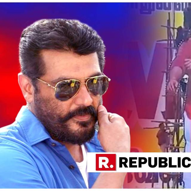 WATCH: THALA AJITH'S FAN FRENZY ON VISWASAM OPENING DAY LEADS TO HORRIBLE MISHAP, DETAILS INSIDE