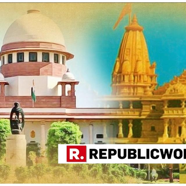 RSS IDEOLOGUE WRITES TO CENTRE FOR LIVE STREAMING OF AYODHYA HEARING IN SUPREME COURT