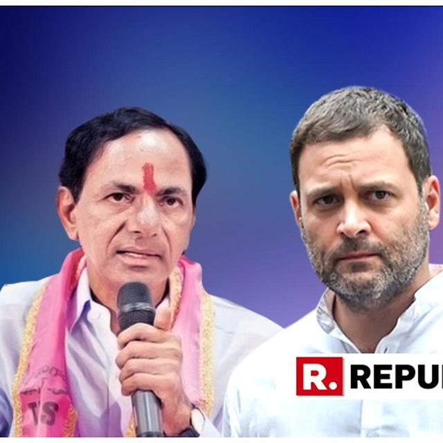 KCR AGAINST SHARING STAGE WITH RAHUL GANDHI, TO SKIP MAMATA'S JANUARY 9 RALLY