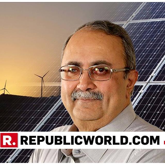 GUJARAT GOVT EYES 2.20 LAKH CRORE INVESTMENT IN RENEWABLE ENERGY