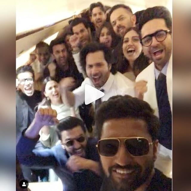 WATCH: BOLLYWOOD BRIGADE CHEER FOR VICKY KAUSHAL STARRER 'URI: THE SURGICAL STRIKE' AHEAD OF ITS RELEASE