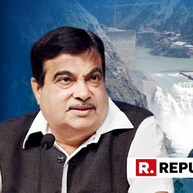 GOVT GIVING ATTENTION TO ARREST INDIA'S UNUTILISED WATER UNDER IWT FROM ENTERING PAK: GADKARI