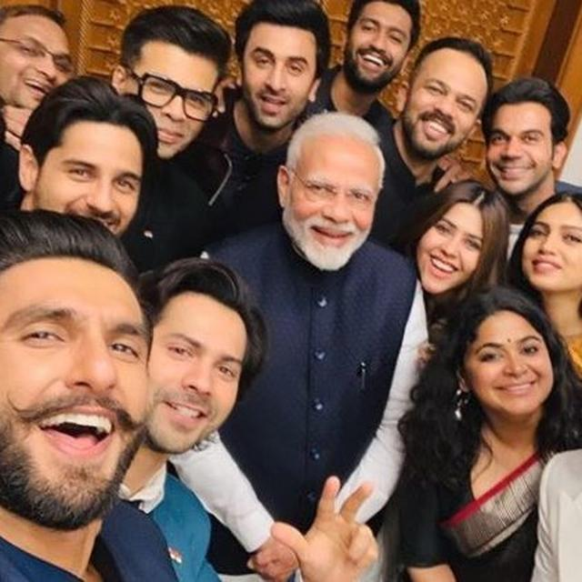 HERE'S EVERYTHING YOU NEED TO KNOW ABOUT THE BOLLYWOOD CELEBRITIES MEETING WITH PM NARENDRA MODI