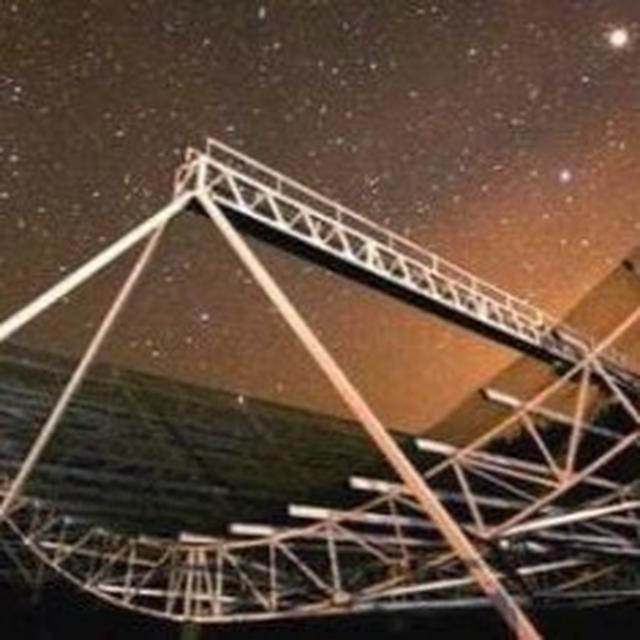 TELESCOPE PICKS UP MYSTERIOUS RADIO SIGNALS FROM DEEP SPACE