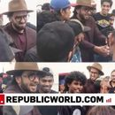 IMPATIENT TO EXPERIENCE RANVEER SINGH'S RAP IN 'GULLY BOY'?  WATCH THIS VIDEO OF HIS BRILLIANT SKILLS WITH THE REAL STARS