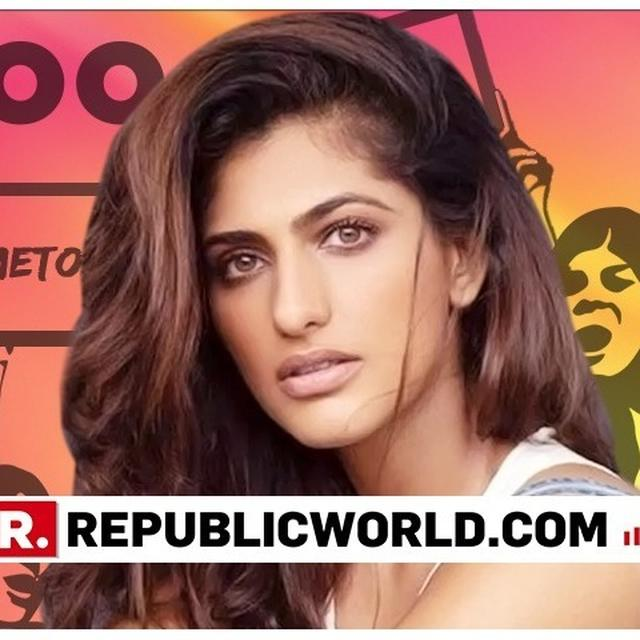 EXCLUSIVE| KUBBRA SAIT SHARES HER THOUGHTS ON THE #METOO MOVEMENT, SAYS 'RESPONSIBILITY AND CHANGE LIE WITHIN OURSELVES'