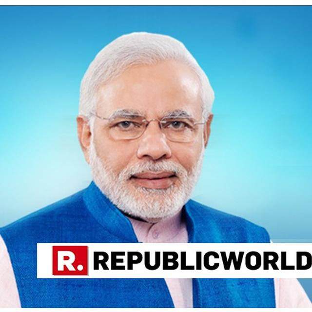WE WANT TO EMPOWER PEOPLE; DYNASTIC PARTIES WANT TO BUILD THEIR OWN EMPIRES: PM MODI