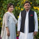 AKHILESH YADAV'S SIMPLE WISH FOR WIFE DIMPLE'S BIRTHDAY IS WINNING THE INTERNET