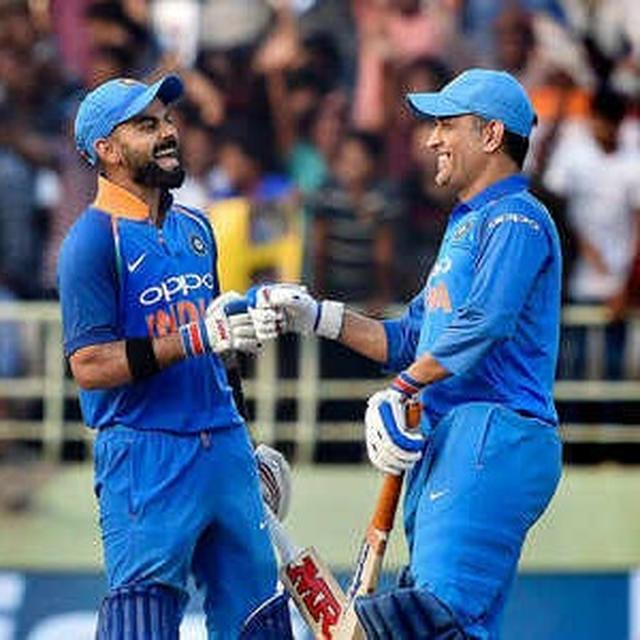 FORMER CRICKETERS PAY TRIBUTE TO KOHLI, DHONI AFTER INDIA'S WIN IN ADELAIDE