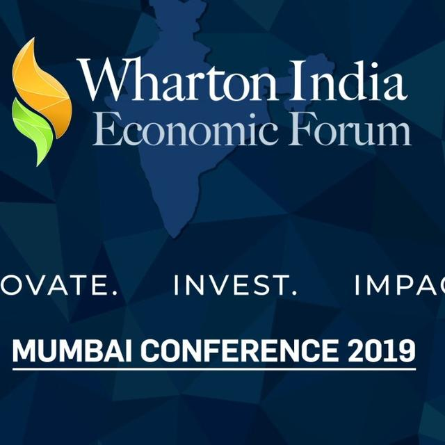 Wharton's student-run, India-centric business conference brings together leaders, professionals, academics and students from around the world