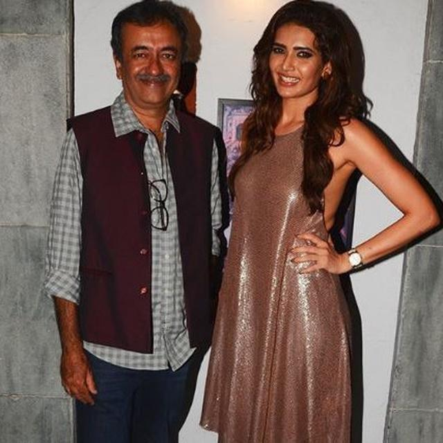 'SANJU' ACTRESS KARISHMA TANNA REACTS TO THE SEXUAL HARASSMENT ALLEGATIONS AGAINST RAJKUMAR HIRANI, HERE'S WHAT SHE HAD TO SAY