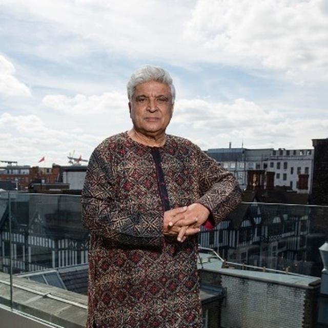 BIRTHDAY WISHES POUR IN FOR VETERAN WRITER-LYRICIST JAVED AKHTAR