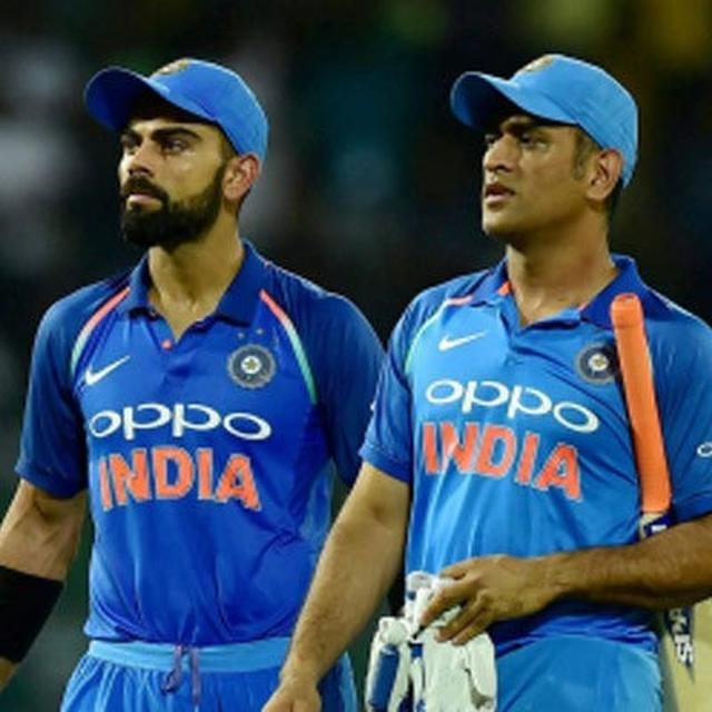 NO ONE IS MORE COMMITTED TO INDIAN CRICKET THAN DHONI: VIRAT KOHLI