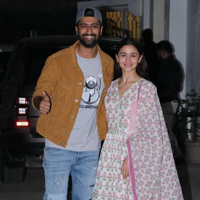 'I LITERALLY HAVE NO WORDS FOR YOU!' ALIA BHATT GUSHES OVER VICKY KAUSHAL'S PERFORMANCE AS SHE REVIEWS 'URI: THE SURGICAL STRIKE'
