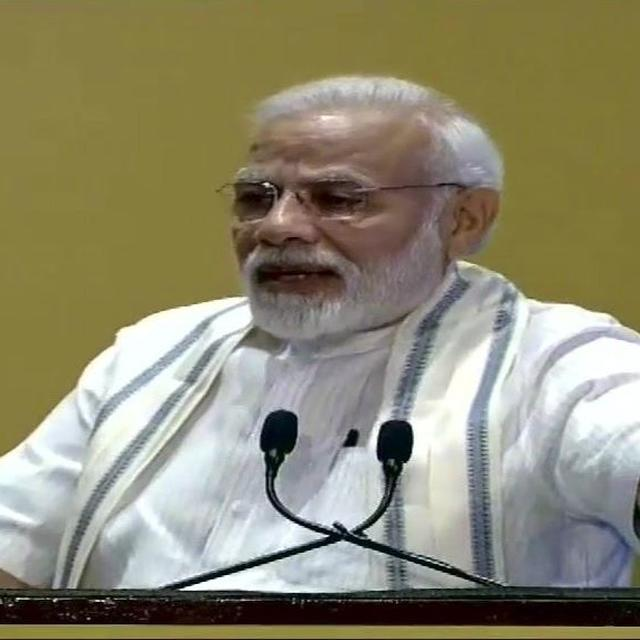 VIRAL: 'HOW'S THE JOSH?' ASKS PRIME MINISTER NARENDRA MODI AT THE INAUGURATION OF NATIONAL MUSEUM OF INDIAN CINEMA IN MUMBAI