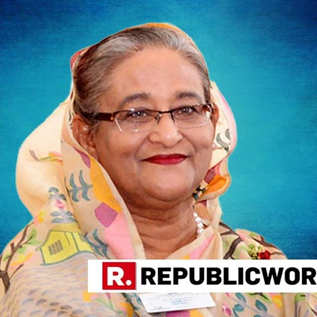 WILL WORK FOR ALL: BANGLADESH PM