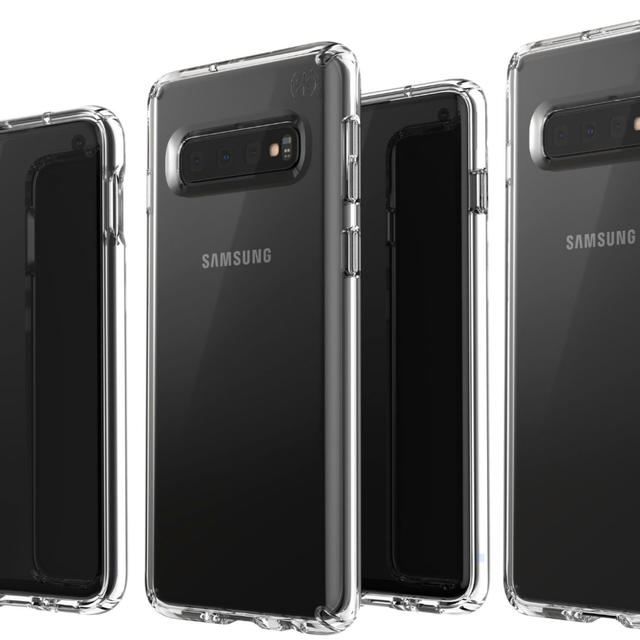 THIS IS SAMSUNG'S 2019 GALAXY S10 LINE-UP, LAUNCH SET FOR FEBRUARY 20