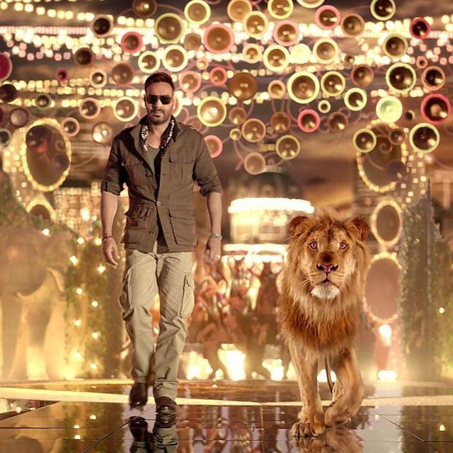 A LION, A SNAKE AND ONE CRAZY ADVENTURE: AJAY DEVGN SHARES HILARIOUS STILLS FROM 'TOTAL DHAMAAL' AHEAD OF THE TRAILER LAUNCH, TAKE A LOOK