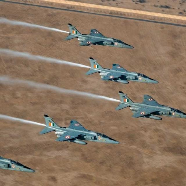 IN PHOTOS: REPUBLIC DAY FLYPAST REHEARSAL BY THE INDIAN AIR FORCE