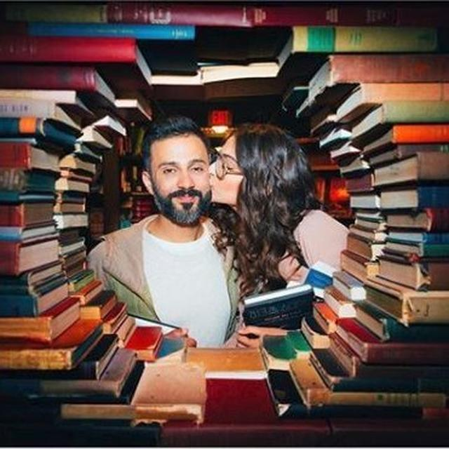 'THAT'S WHY I'M LUCKY ENOUGH TO GET THIS KISS': ANAND AHUJA REVEALS WIFE SONAM KAPOOR'S 'MOST ROMANTIC' DESTINATION
