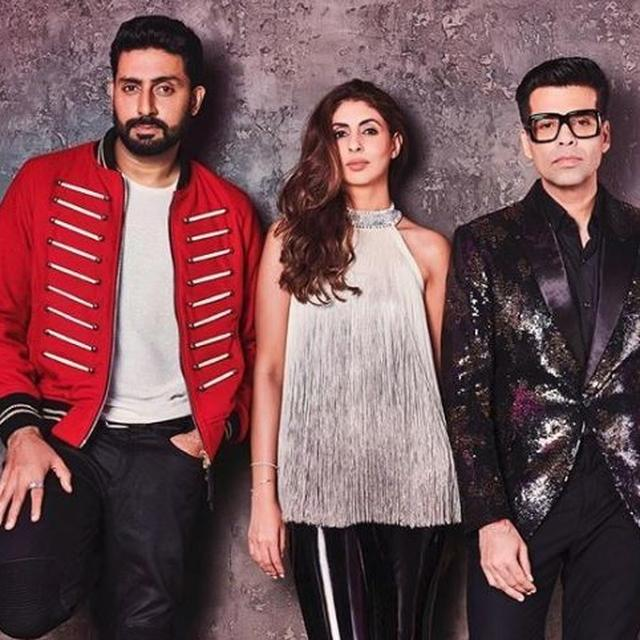 ABHISHEK BACHCHAN SHARES HE ONCE TIED KARAN JOHAR, SHWETA TO A TREE, REVEALS WHY AAMIR KHAN WOULD WRITE LETTERS TO HIS SISTER