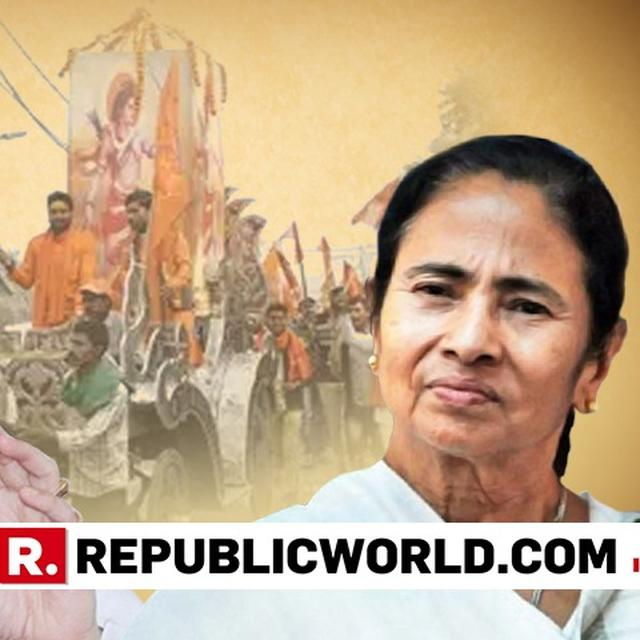 WATCH: MAMATA BANERJEE BREAKS SILENCE OVER TMC GOVERNMENT'S DENIAL TO AMIT SHAH'S HELICOPTER LANDING