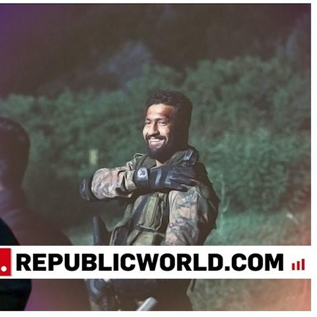 ANUPAM KHER HAS A SPECIAL MESSAGE FOR VICKY KAUSHAL AFTER WATCHING 'URI: THE SURGICAL STRIKE'