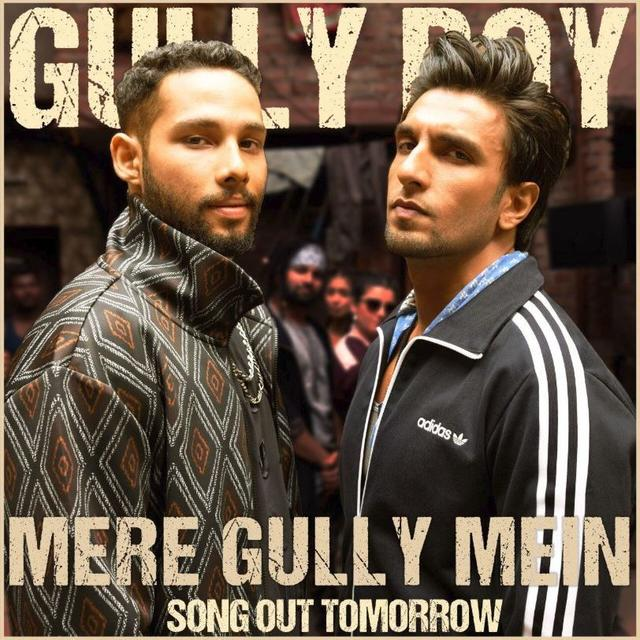 'MERE GULLY MEIN': RANVEER SINGH, NAEZY AND DIVINE'S RAP-PACKED PRESENTATION OF THE 'GULLY LIFE' OF MUMBAI WILL LEAVE YOU SPELLBOUND
