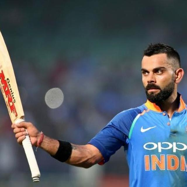 KOHLI NAMED ICC'S ODI AND TEST TEAM CAPTAIN FOR 2018