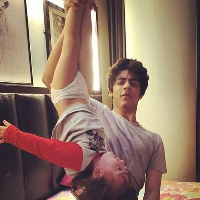 ARYAN KHAN'S FACEBOOK HACKED, WARNS FRIENDS AND FAMILY THROUGH INSTAGRAM POST