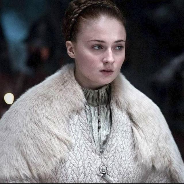 'GAME OF THRONES' STAR SOPHIE TURNER REVEALS THAT SHE HAS ALREADY GIVEN HER FRIENDS MAJOR SPOILERS FROM SEASON 8