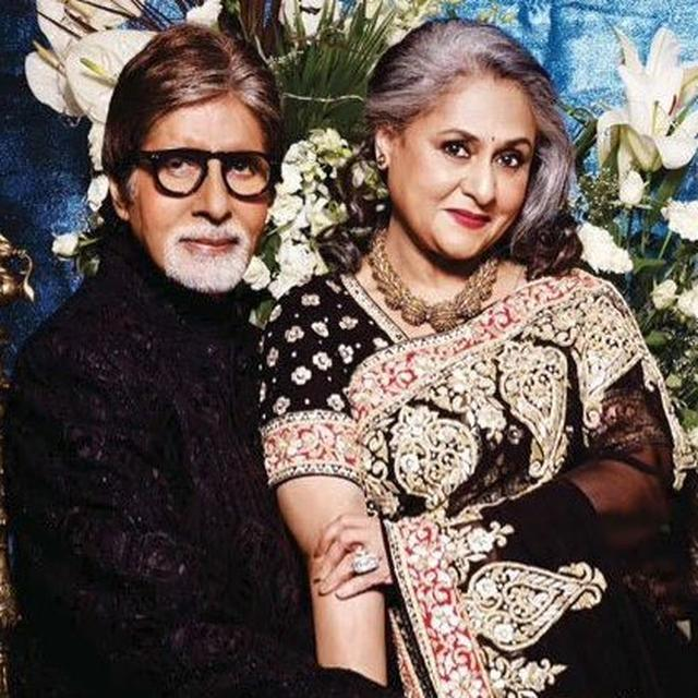 HILARIOUS: JAYA BACHCHAN'S 'INSPIRATIONAL' GIFT TO HUSBAND AMITABH BACHCHAN HAS LEFT NETIZENS IN SPLITS