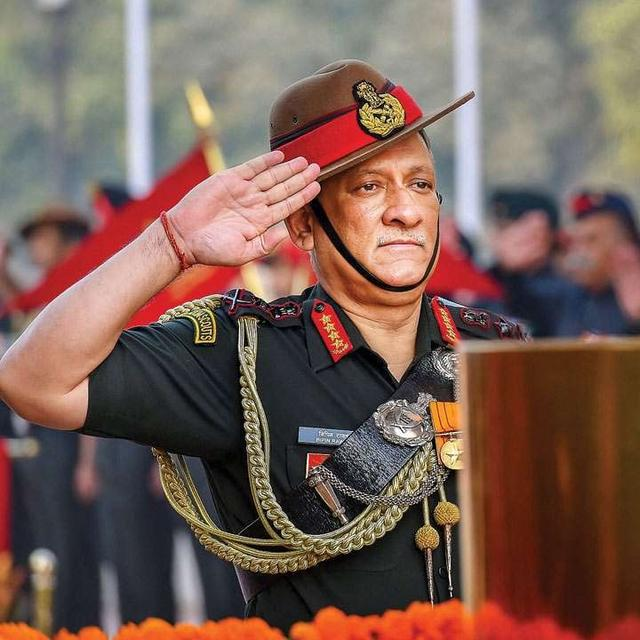 REPUBLIC DAY 2019: GENERAL RAWAT TO RECEIVE PVSM FOR DISTINGUISHED SERVICES