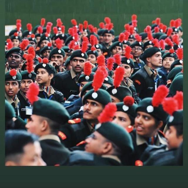 PM MODI SHARED THE 'VIBRANT COLORS OF NCC' THROUGH HIS INSTAGRAM