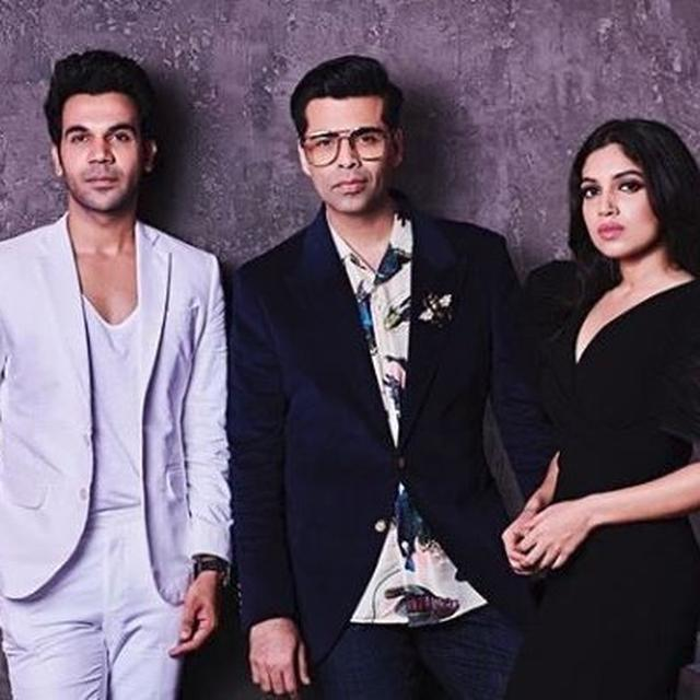 WATCH: AS KARAN JOHAR LISTS THE PRICE OF HIS EXPENSIVE CLOTHES, RAJKUMMAR RAO COMES UP WITH AN EPIC COMEBACK