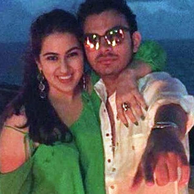 SARA ALI KHAN OPENS UP ABOUT DATING VEER PAHARIYA, HERE'S WHAT SHE HAD TO SAY ABOUT THEIR RELATIONSHIP