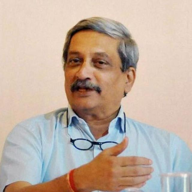 HOW'S THE JOSH? ASKS MANOHAR PARRIKAR AS HE ATTENDS FIRST PUBLIC EVENT